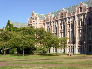 IBP研修校であるワシントン大学