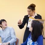 企業人に必要な意見を述べる力をアップ