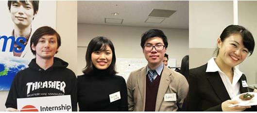 外国人インターン生を日本の職場に迎える。ICCの「Internship in Japan」