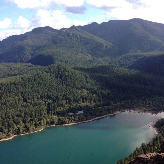シアトルの自然の写真