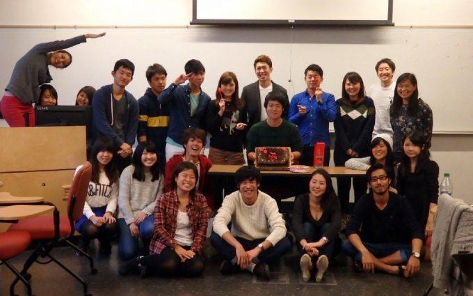 学生団体の写真