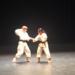 アメリカ留学中に外国人ばかりの少林寺拳法部に入部。大会でパフォーマンスも