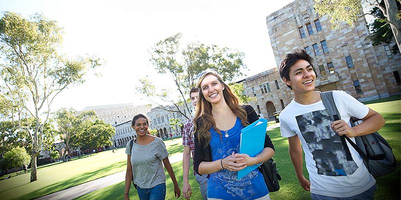 海外大学のイメージ