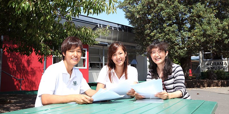 高校留学のイメージ