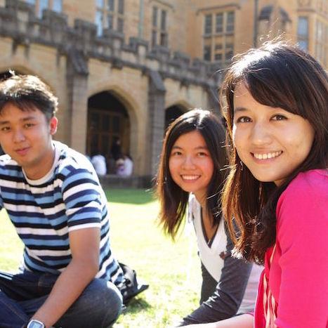 在校生来日!オーストラリア難関8大学を狙う 大学・大学院留学セミナー