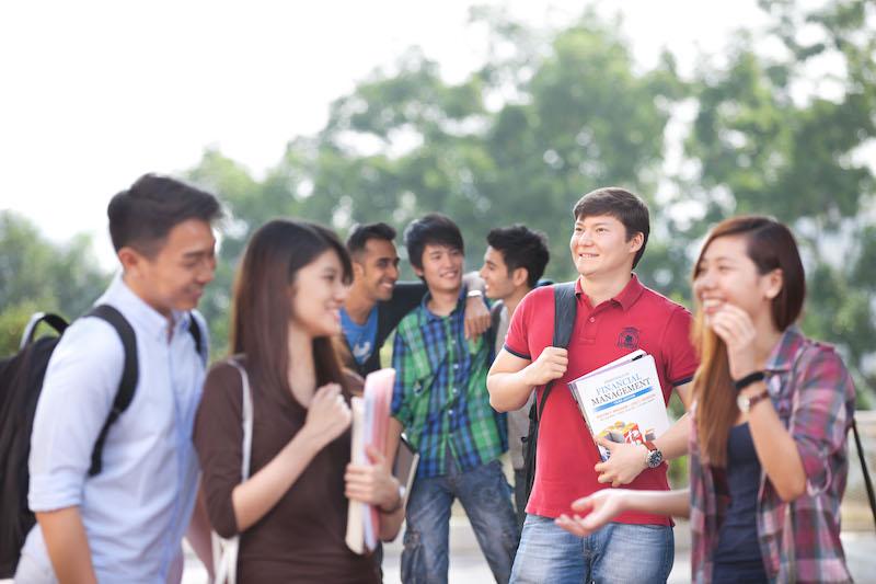 マレーシア大学風景