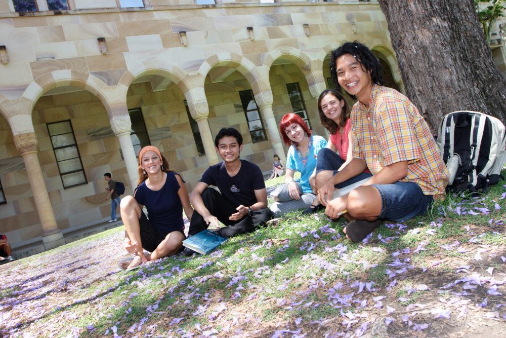 大学留学学生