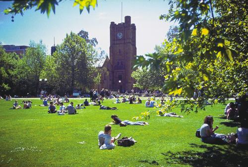 オーストラリア大学・大学院留学イメージ