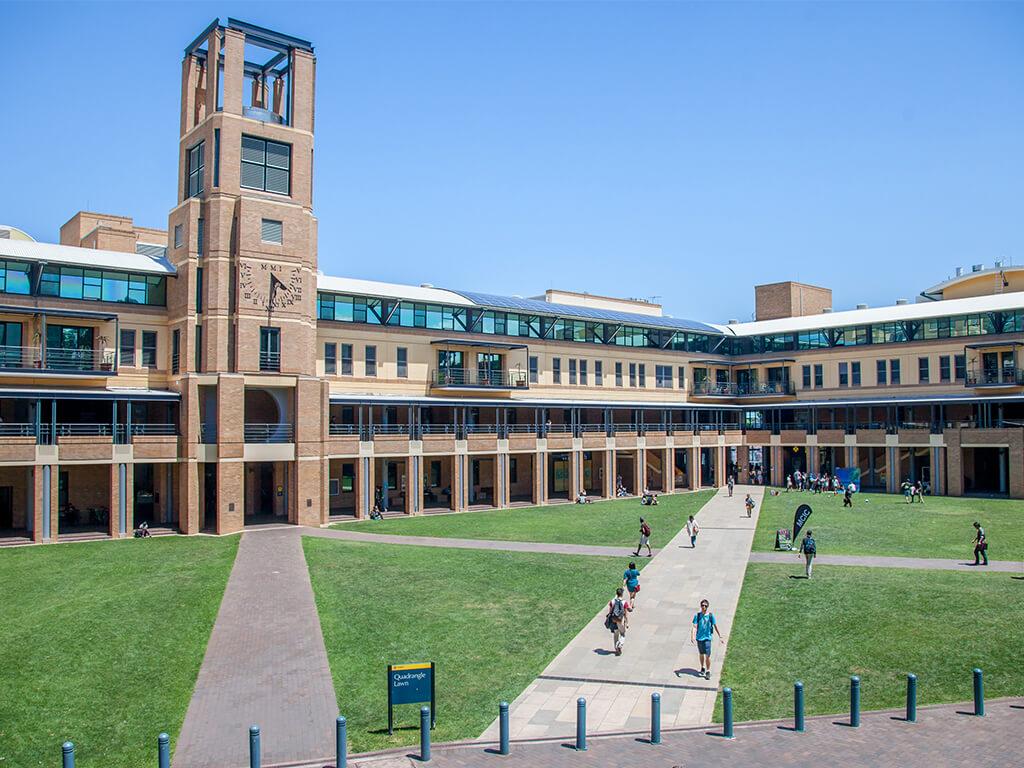 ニューサウスウェールズ大学イメージ