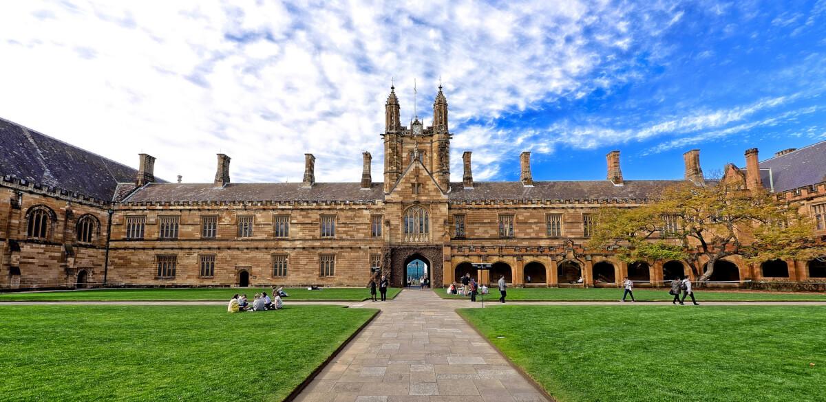 シドニー大学イメージ