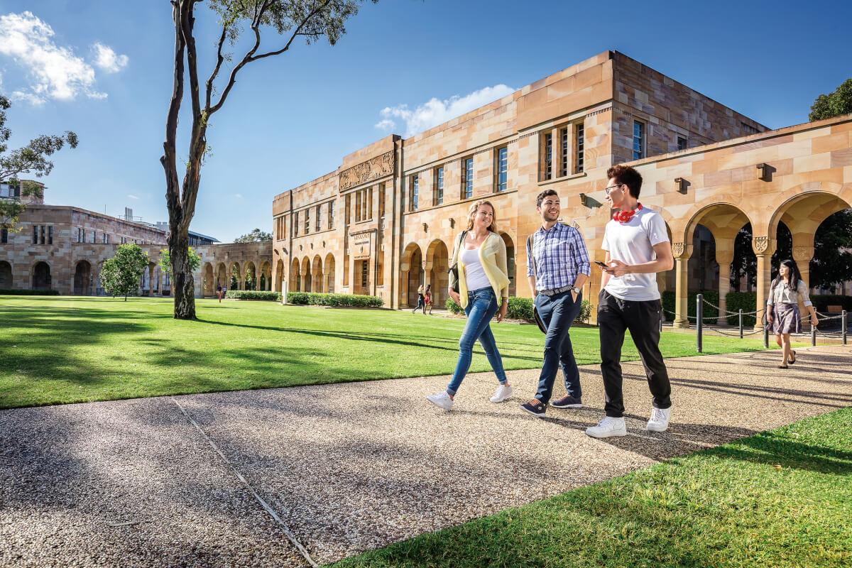 クイーンズランド大学イメージ